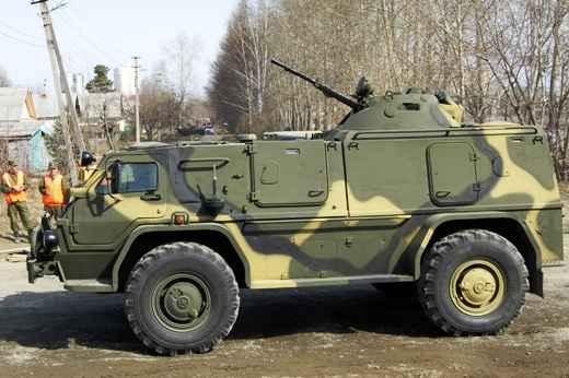 Ее стала приобретать российская армия