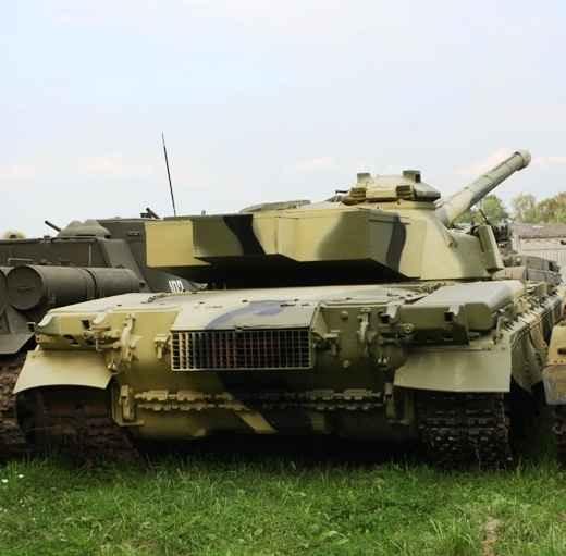 Todo sobre el T-80