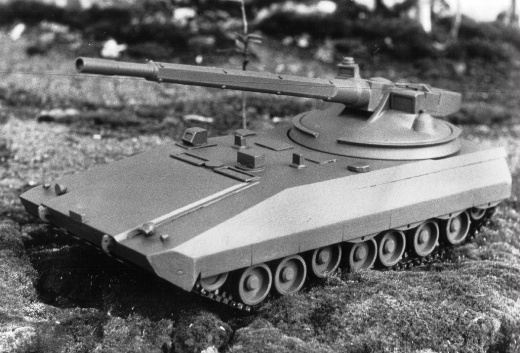 Tank Designs   Page 20 Объект 477 Молот