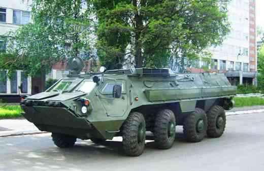 Український  БТР-4Е найближчим часом пройде випробування у казахській армії.