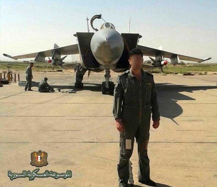 ВСирии советские перехватчики потягались систребителями ВВС ЦАХАЛа— СМИРФ