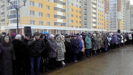 КДню Героев Отечества открылся проспект Российской Армии