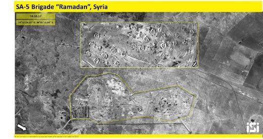 Сирийский ЗРК С-200 сумел выдержать удар ВВС Израиля