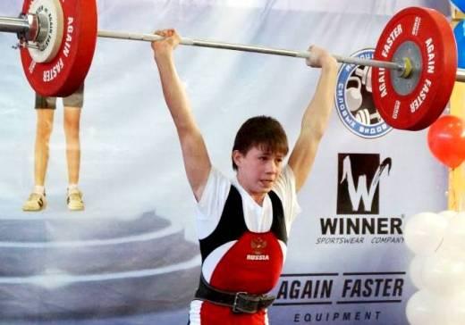 Тяжелоатлет изМордовии стал победителем главенства Российской Федерации