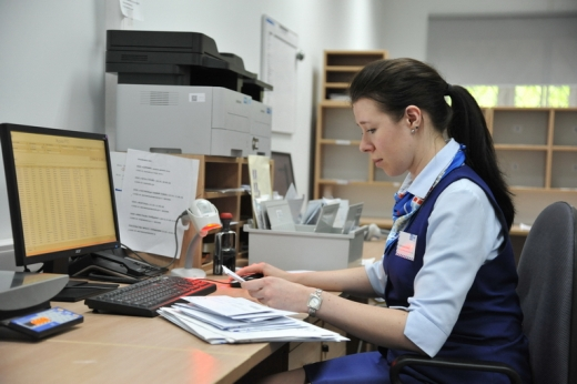«Почта России» обновила 30 000 компьютеров вотделениях