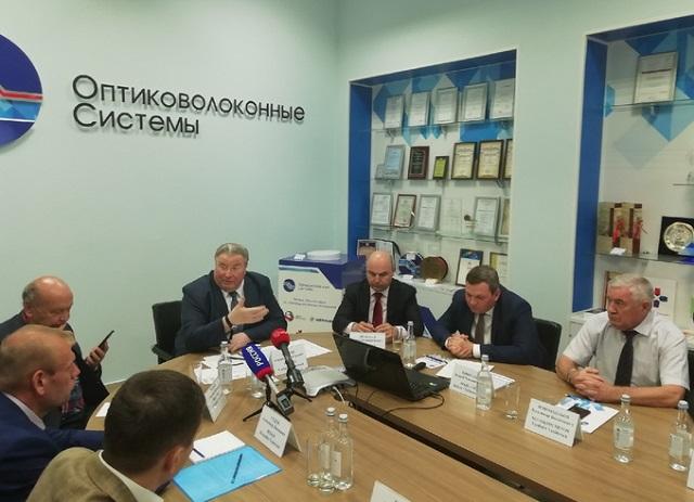 В Мордовии модернизированная линия позволит выпускать до 4 млн км оптоволокна в год