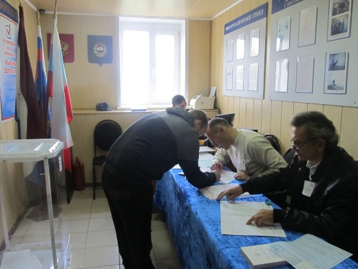 Всаратовских СИЗО итюрьме проголосовали неменее тысячи человек