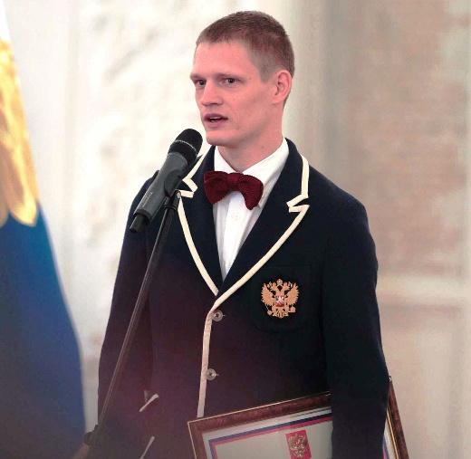 Владимир Путин наградил почетными грамотами 23 паралимпийцев