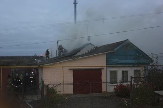 Жительница Саранска потеряла впламени мужа иквартиру