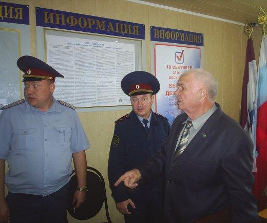 В Мордовии готовность следственных изоляторов республики к выборам оценил уполномоченный по правам человека