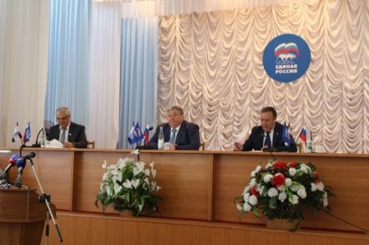 В Саранске прошло заседание Регионального политсовета партии