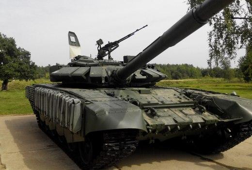 Минобороны задействовало научениях «Запад-2017» новые танки
