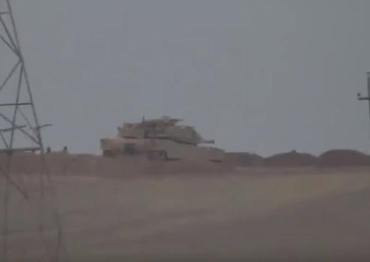 Исламские боевики изгруппировки подбили вИраке танк «Абрамс»