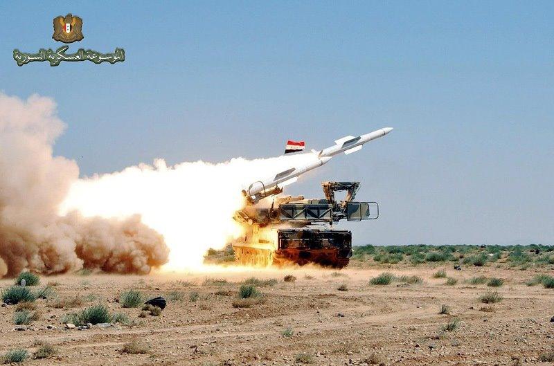 Syrian Civil War: News #7 - Page 23 Buk_1