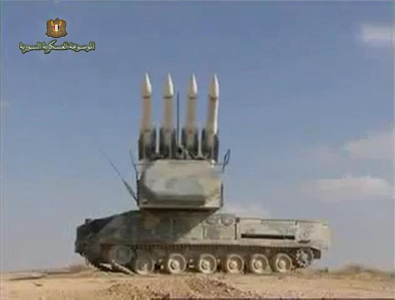 Syrian Civil War: News #7 - Page 23 Buk