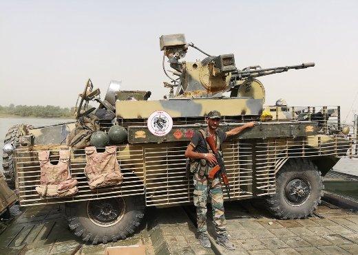 Исламские террористы захватили поставленный изРФ танк Т-90А