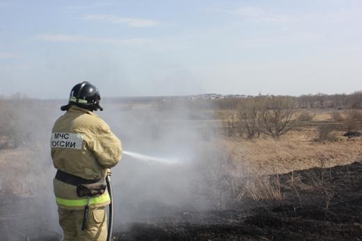 ВМордовии возросло количество пожаров