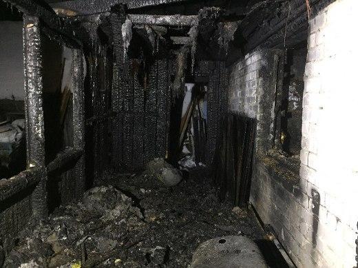 ВМордовии напожаре погибла мать сдетьми