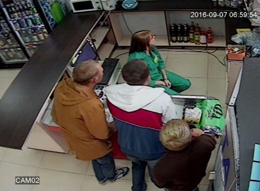 Саранские полицейские ищут свидетелей грабежа