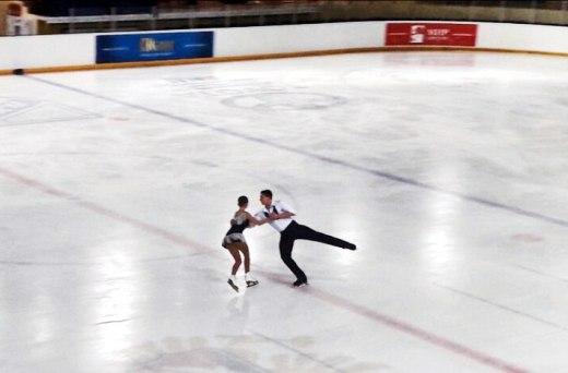 Фигуристы из столицы завоевали «золото» Кубка Российской Федерации втанцах нальду