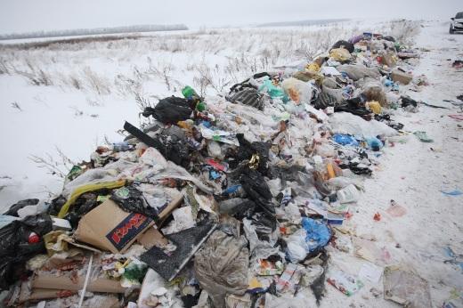 Активисты ОНФ наносят накарту свалок «Генеральная уборка» проблемные объекты Мордовии