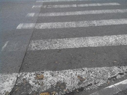 ВСаранске шофёр «Лады Приоры» сбил женщину, переходившую улицу назеленый свет