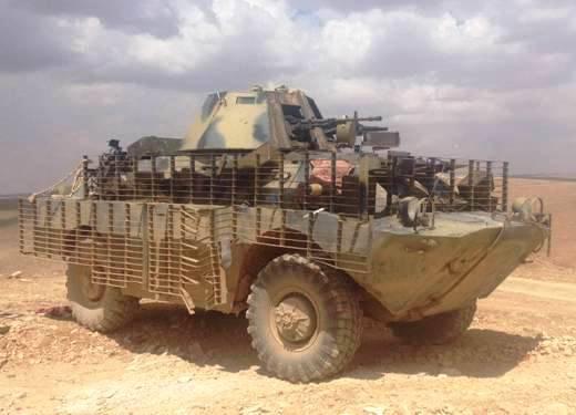 Игиловцы захватили поставленный из РФ танк Т-90А