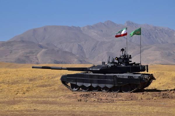 Иран представил новый танк «Каррар» иначал его серийный выпуск