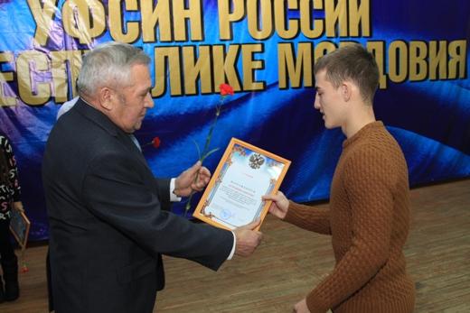 ВУФСИН Российской Федерации поЧР отметили День ветеранов уголовно-исполнительной системы