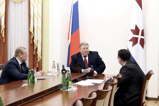 Мордовская «Лисма» отчиталась оработе загод