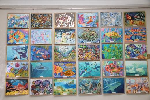 Детский конкурс подводный мир глазами детей