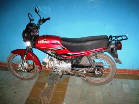 В Саранске подростки взломали гараж и украли мотоцикл, чтобы