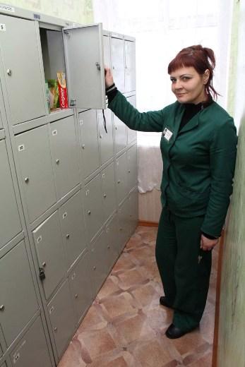досмотр женской тюрьме както