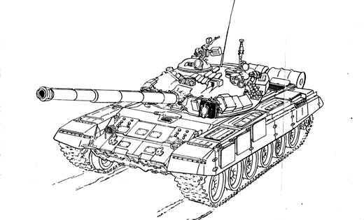 В самом деле, был такой танк