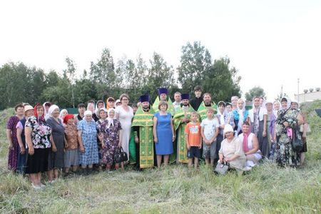 В саранской епархии в конце минувшей