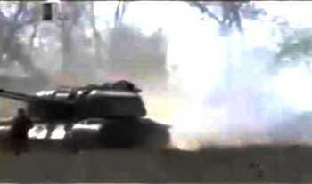 Сирийские военные выкашивают врагов